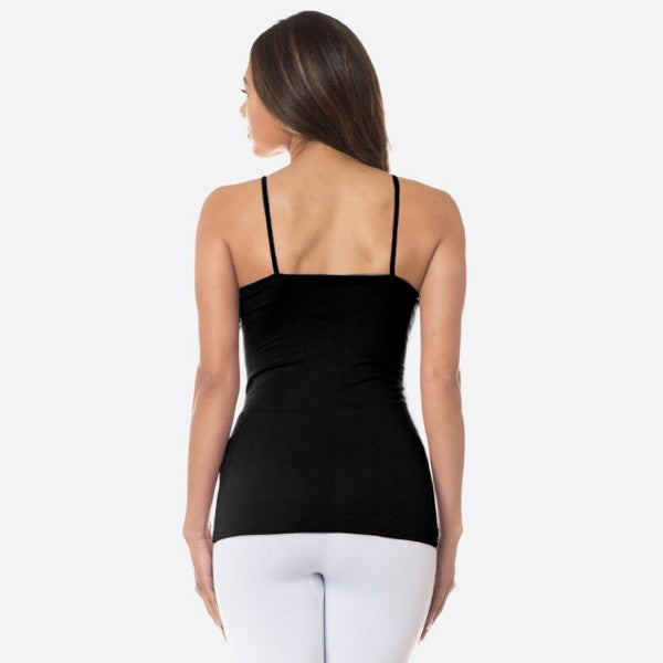 Seamless Triple Criss Cross Camisole.