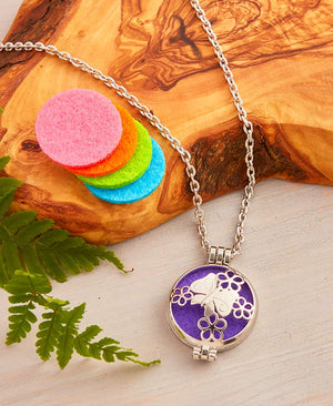 Open image in slideshow, Aromatherapy Necklace