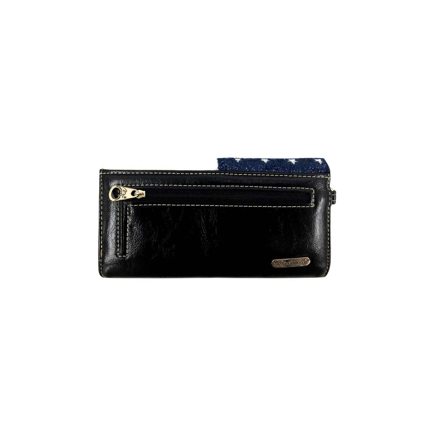 Montana West | American Price Collection Secretary Style Wallet