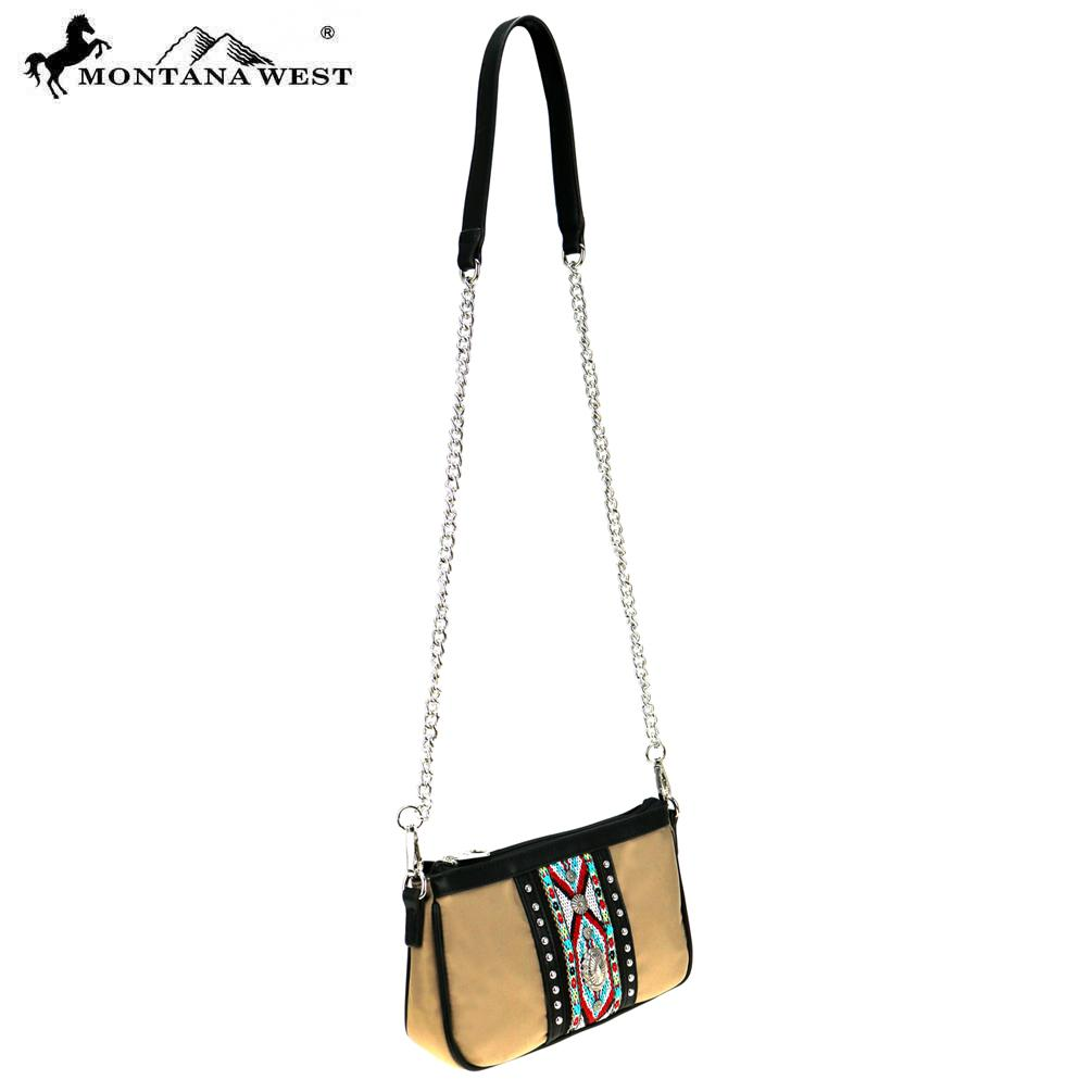 Montana West | Aztec Collection Clutch/Crossbody