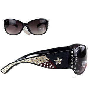 Open image in slideshow, Montana West | Texas Collection Sunglasses