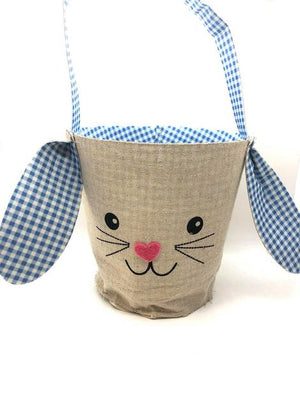 Open image in slideshow, Bunny Ear Easter Basket