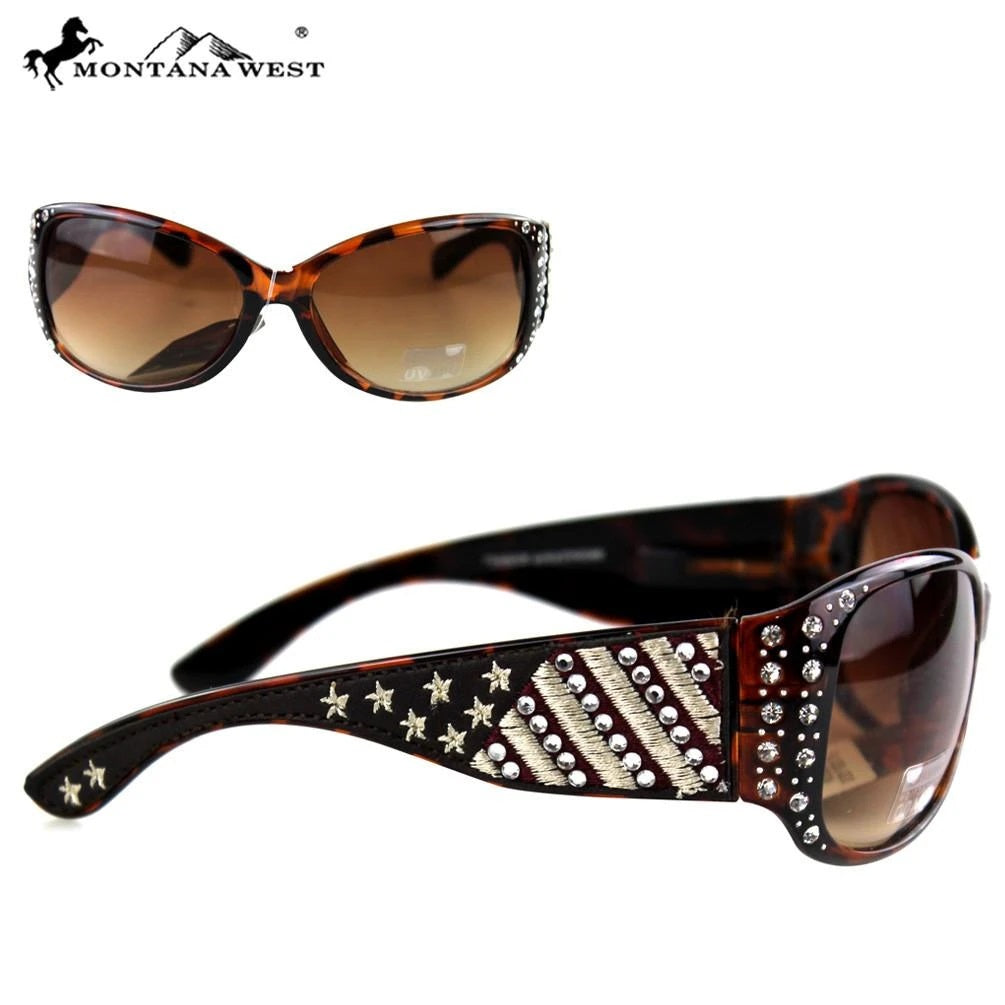 Montana West | US Pride Collection Sunglasses