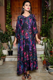 Double Pocket Occasion Linen Maxi