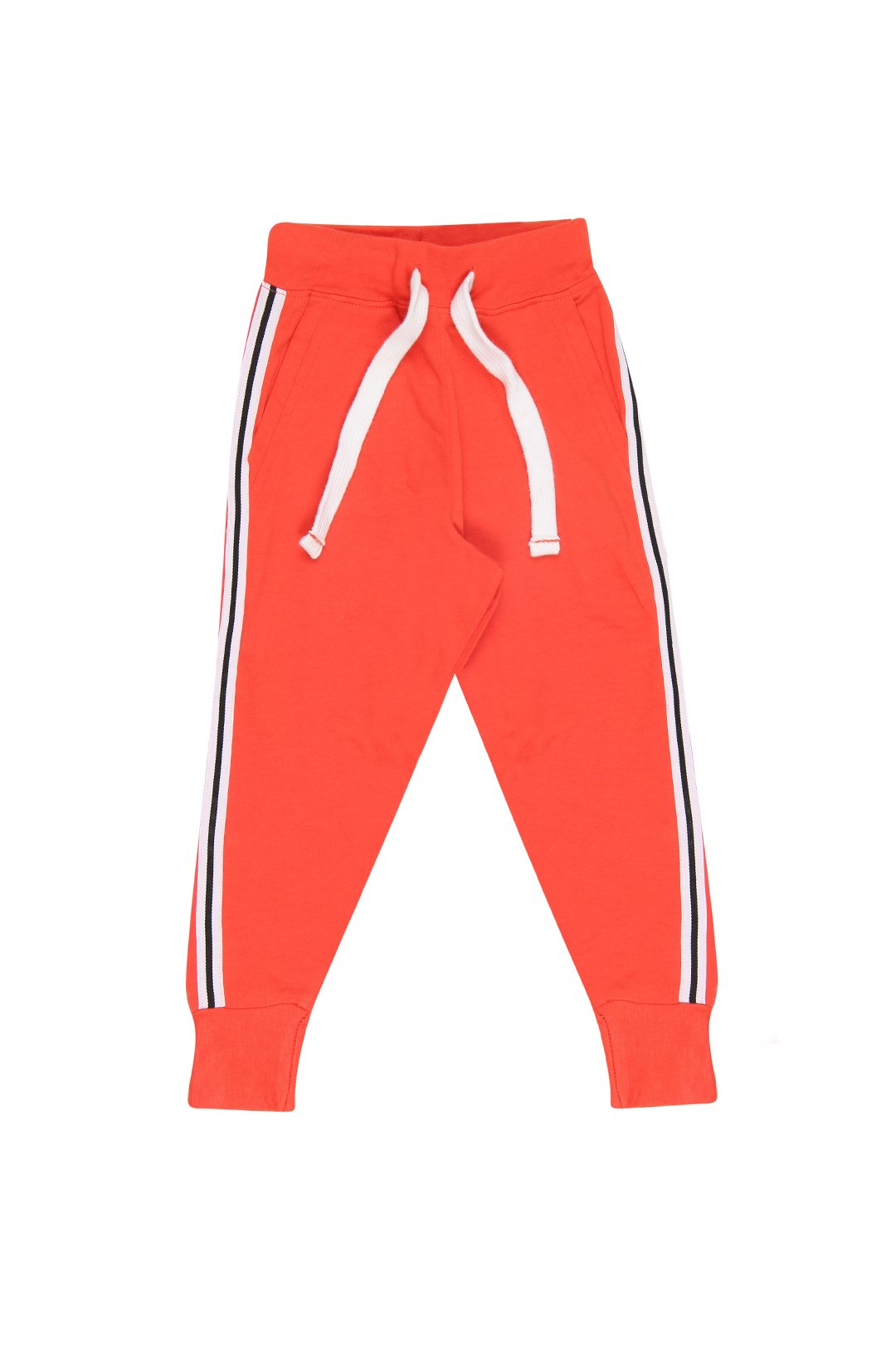 Red Athletic Joggers - Nap Chief