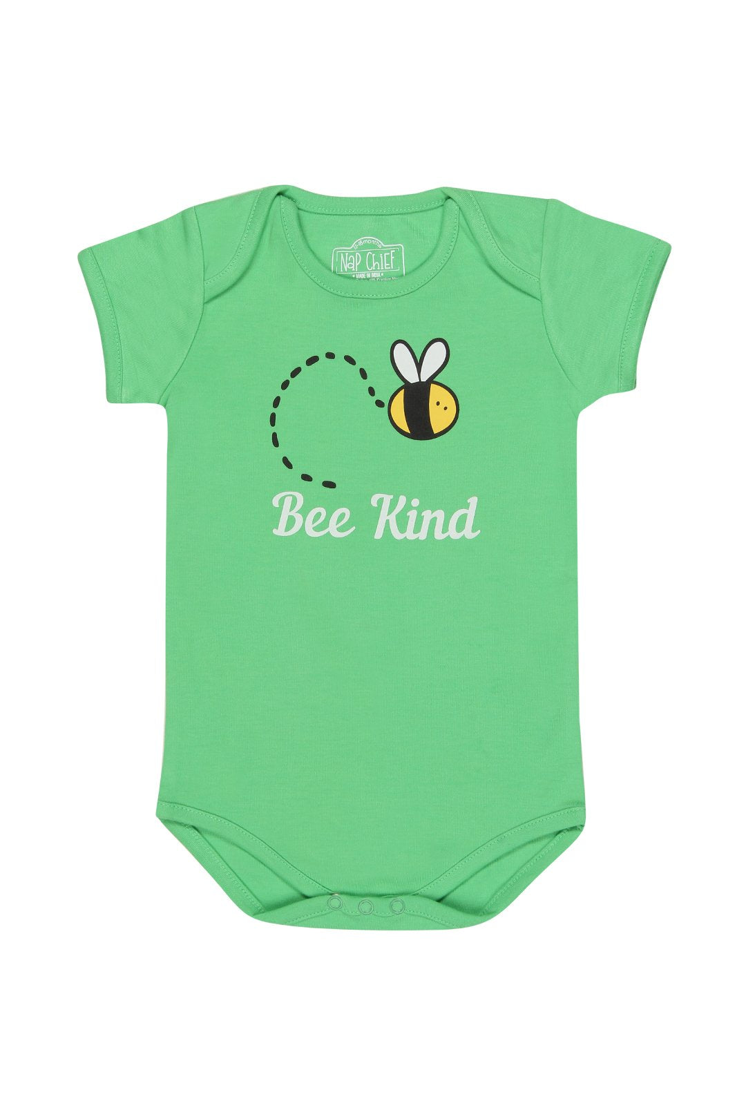 Bee Kind Romper - Nap Chief