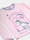 peppa big unicorn nap chief girls 100% organic cotton night suit