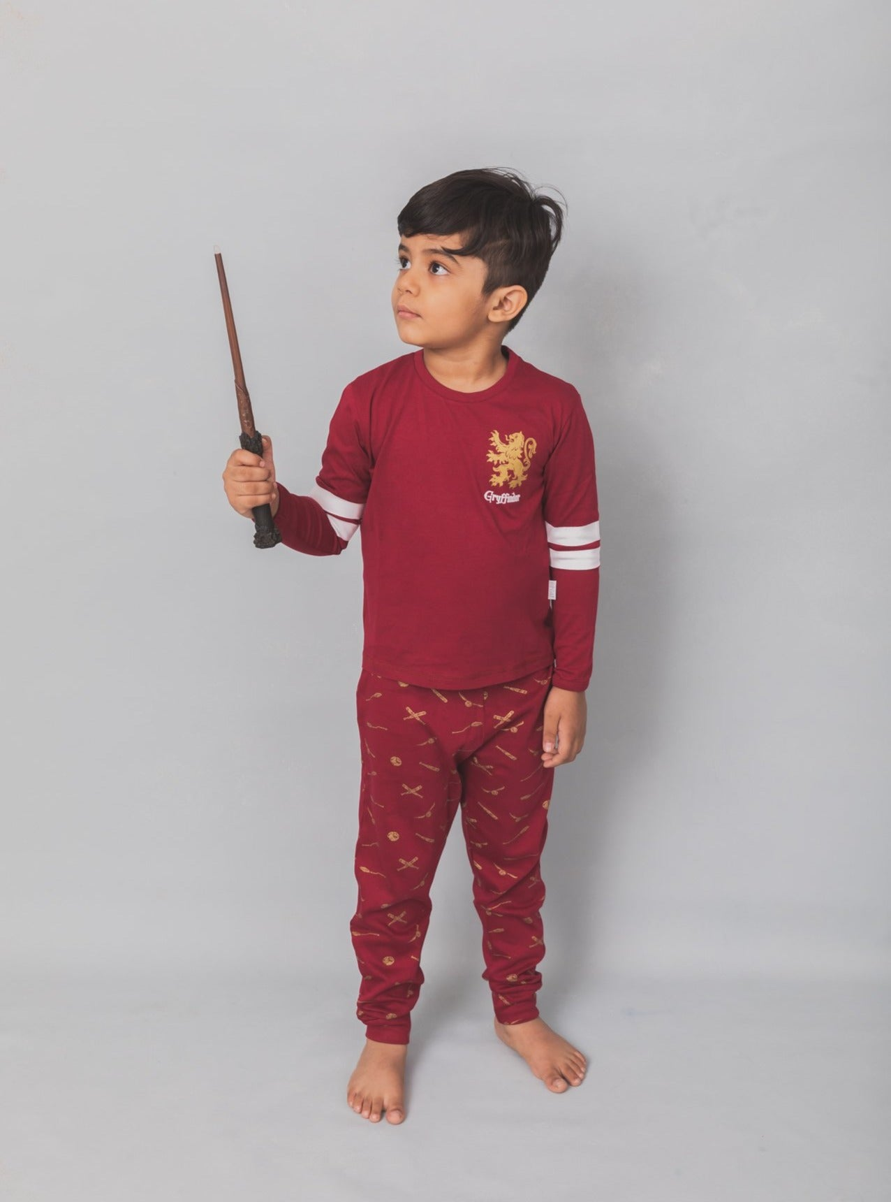 harry potter quidditch nap chief boys and girls 100% organic cotton cozy night wear