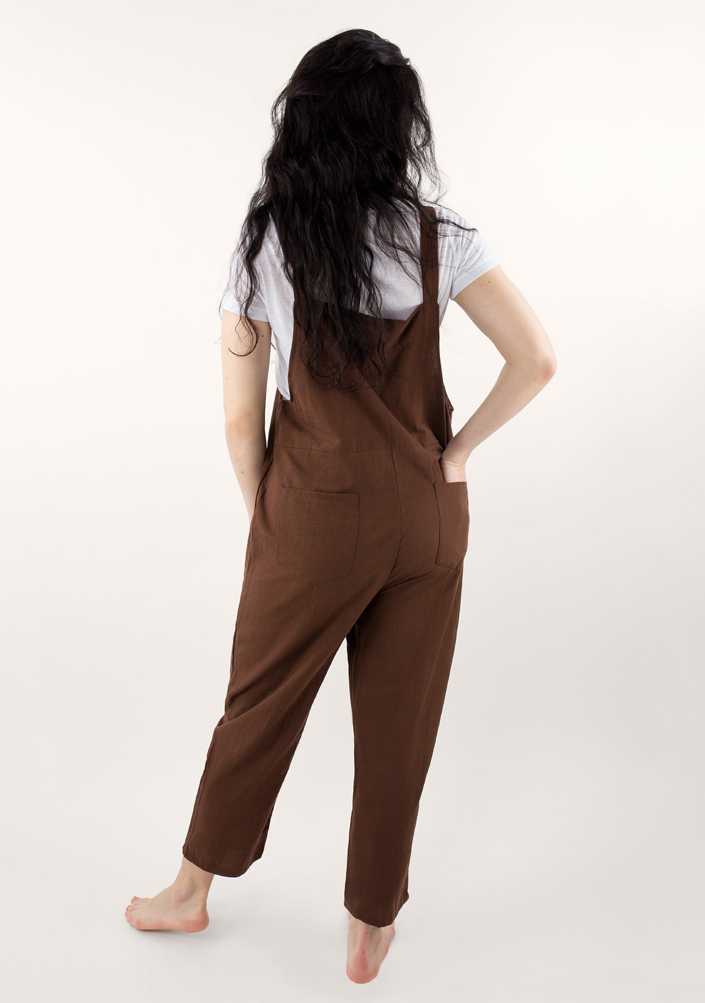 4655e647afe3 Ava Cotton Overalls (2 Colors) - Nordkudd