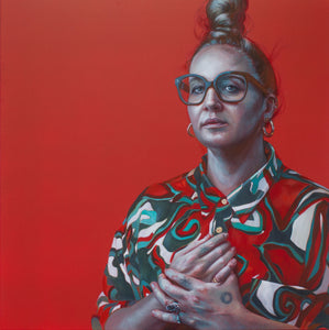 National Portrait Gallery UK selects Kathrin Longhurst for final round of portrait prize