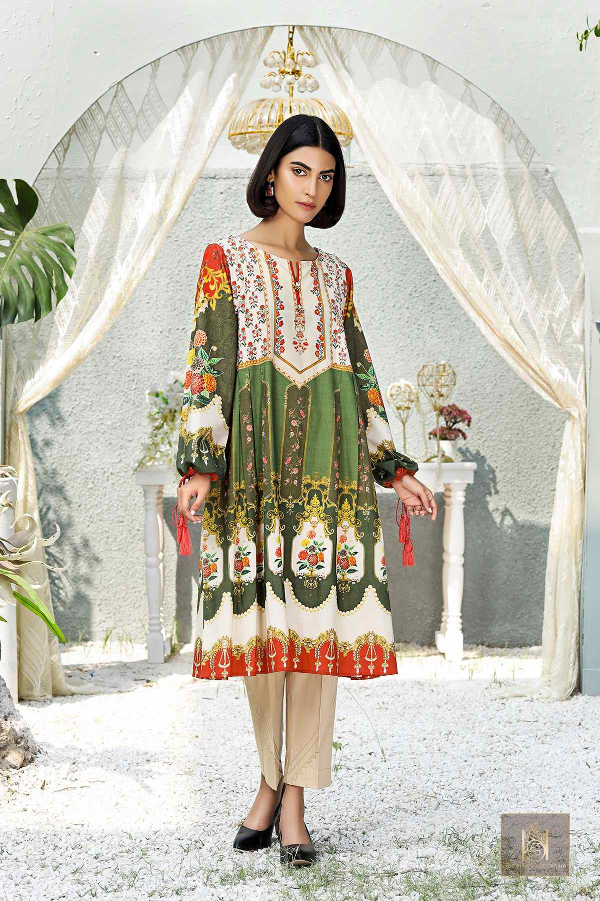 SW4003-HERITAGE MUGHAL