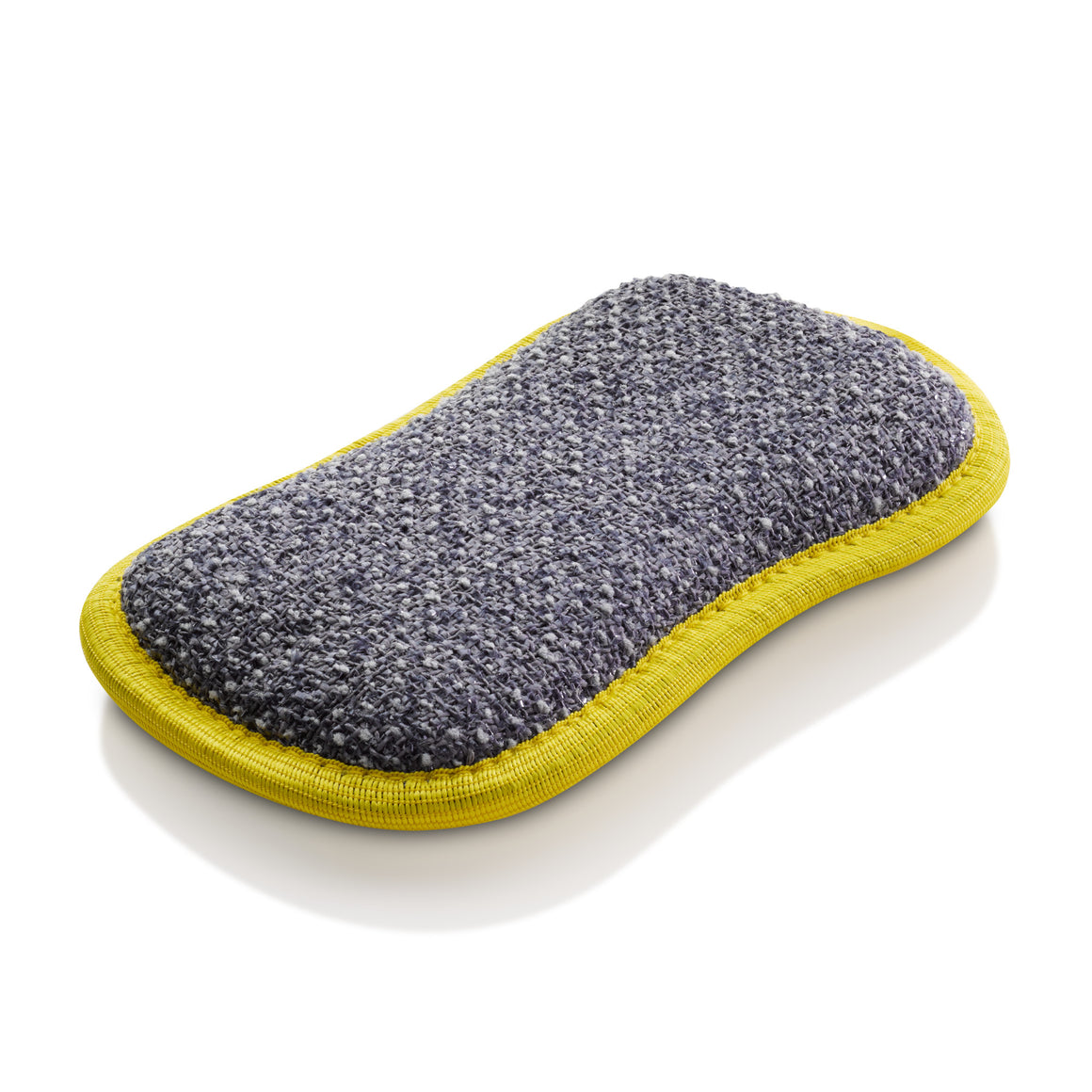 Yellow Washing Up Pad, Non-Scratch Kitchen Scrubber/Wiper - Brilliant for Removing Stuck-On Food from Pots & Pans