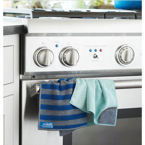 Kitchen Cloth with Non-Scratch Scrubbing Corner - Brilliant for Cleaning Countertops & Kitchen Surfaces