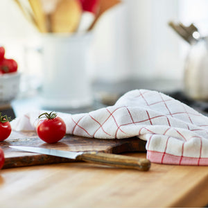 Classic Check Dish Towel