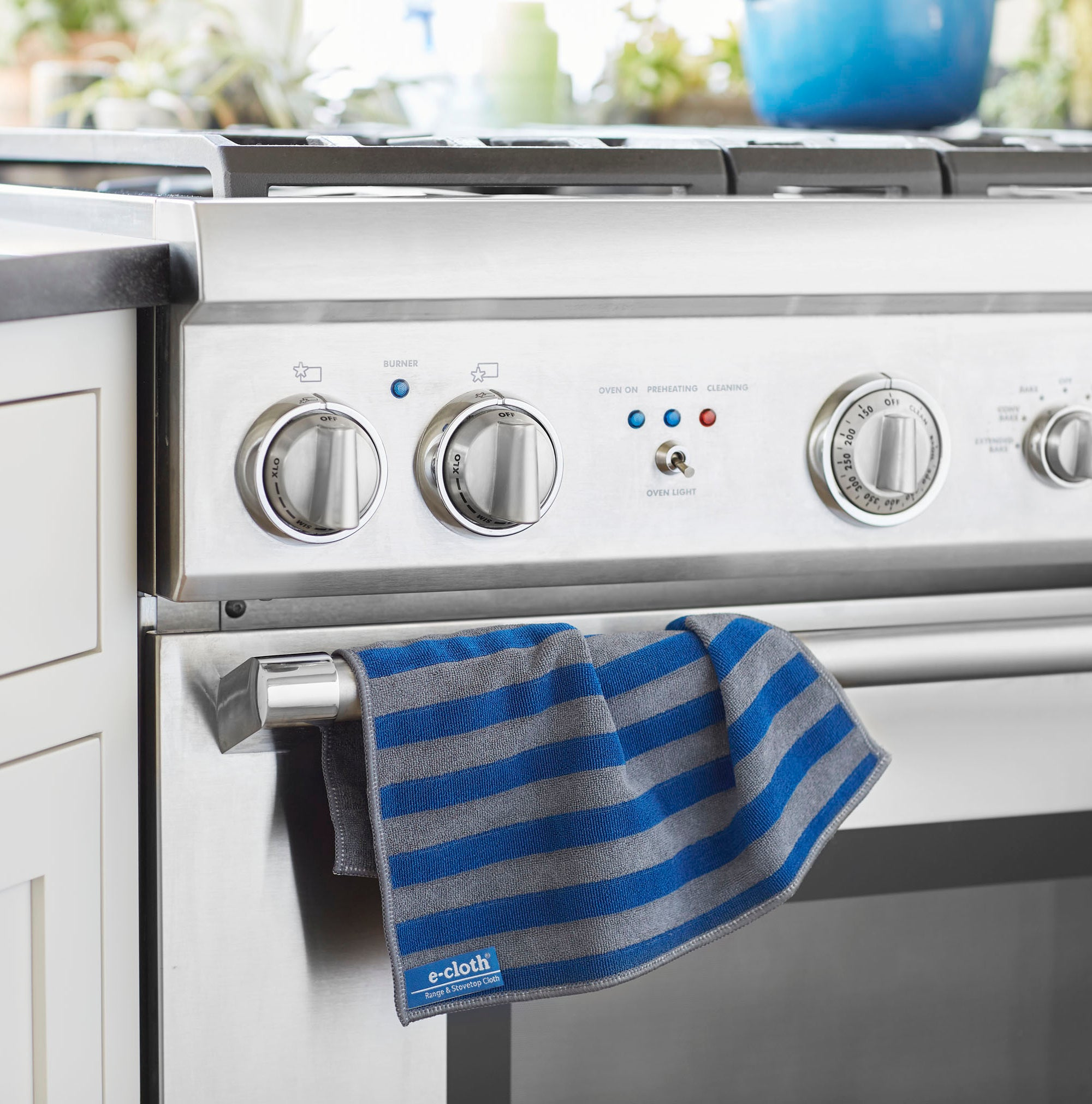 Range Stovetop Cleaning Pack Scrub And Polish Oven Surfaces
