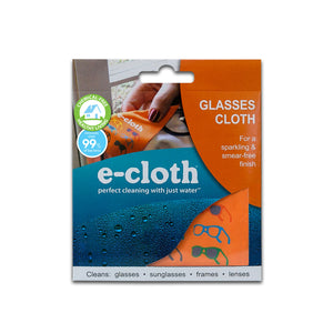 Glasses Cloth for Cleaning Eyeglasses & Sunglasses - Brilliant for Eliminating Dust, Fingerprints, Smudges On Eyewear