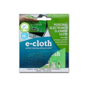 Personal Electronics Cleaning Cloth - Removes Smudges, Fingerprints, Bacteria From Phones, Tablets, and More