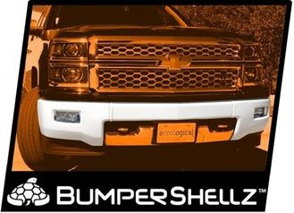 BumperShellz - Decorative, Protective Truck Bumper Covers