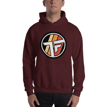 Retro TF Hooded Sweatshirt