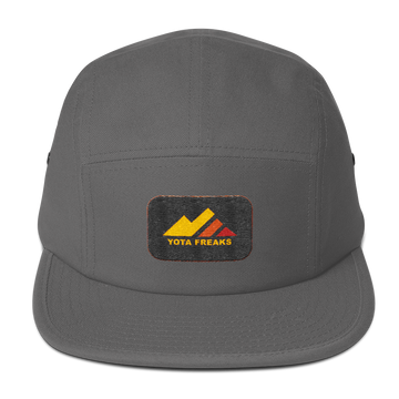 Cascade 5 Panel Camper Hat
