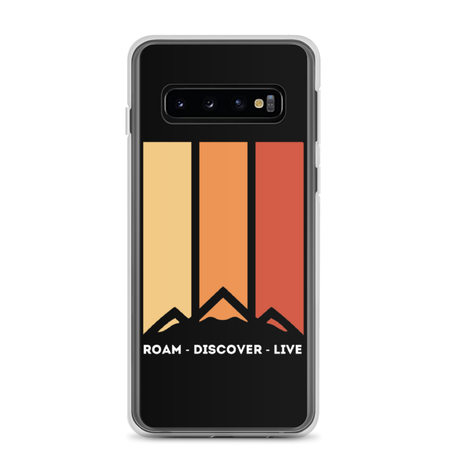 Retro Mountains Case