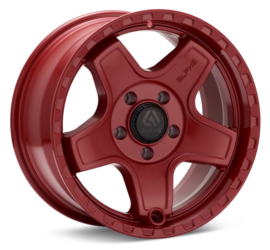 ECHO 17X8.5 6X139.7 +10  RED / AE1785613910R