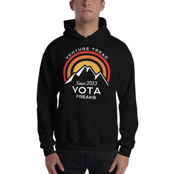 Sunset Hooded Sweatshirt
