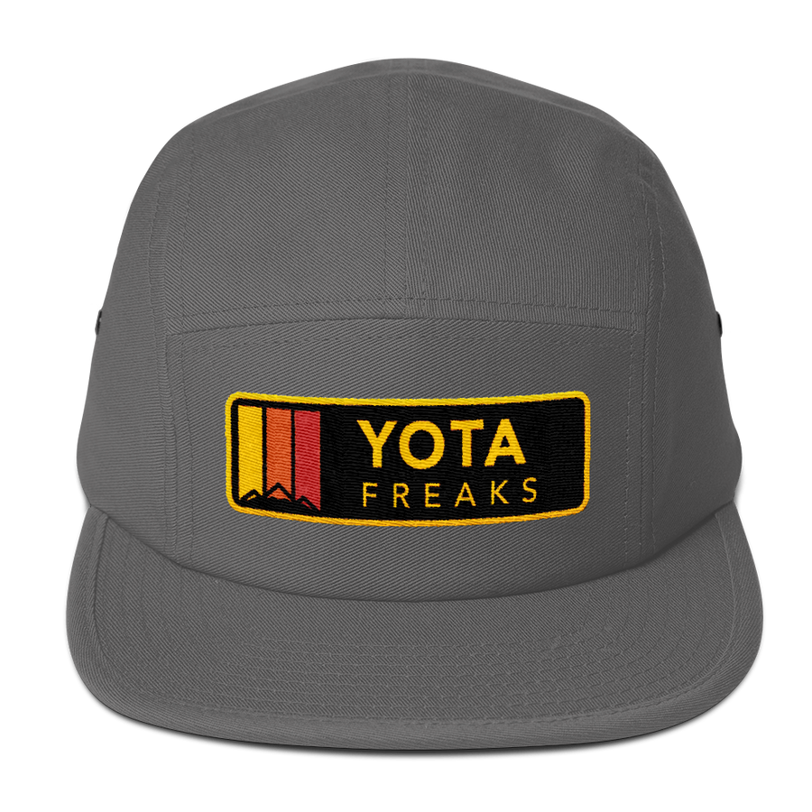 Yota Freaks Retro 5 Panel Camper Hat