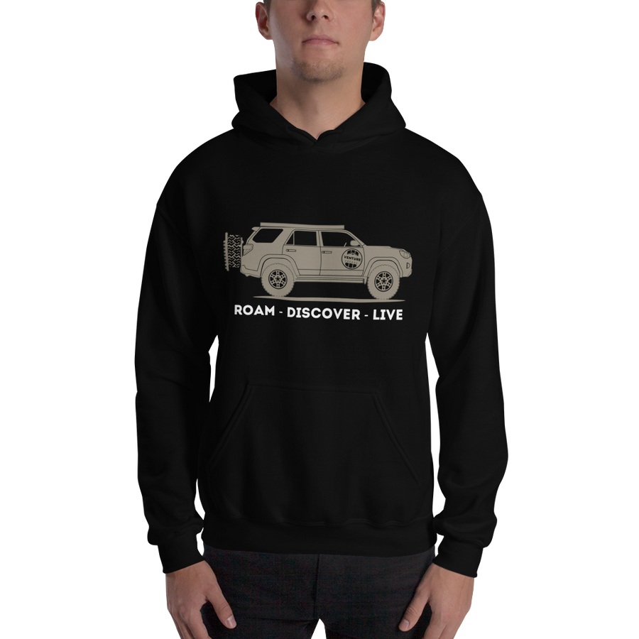 4Runner Freaks Hooded Sweatshirt