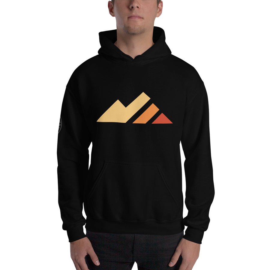2019 Cascade Hooded Sweatshirt