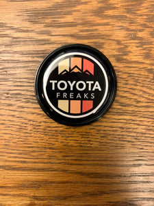 Toyota Freaks Badge Emblem