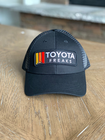 Toyota Freak Trucker Hat