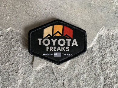 2018 Retro Patch