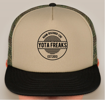2020 Retro Foam Trucker