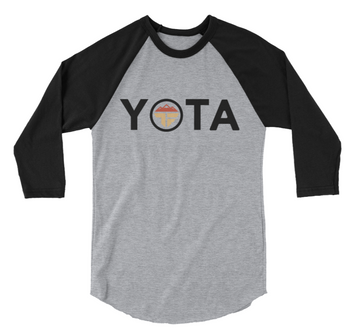 Women's Yota Baseball T-shirt