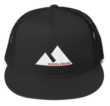 Yota Freak Mountain Mesh Snapback