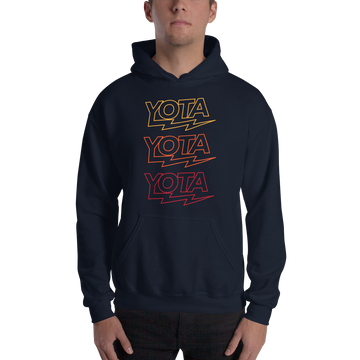 YOTA Lightning Hooded Sweatshirt
