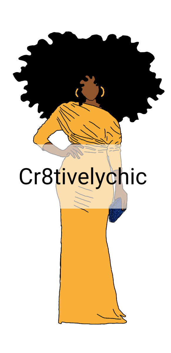 SGR Inspired Fashion Doll clipart digital