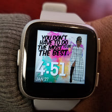 Black History Month Smart Watch Faces Digital