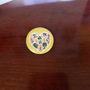 Black History Month  buttons