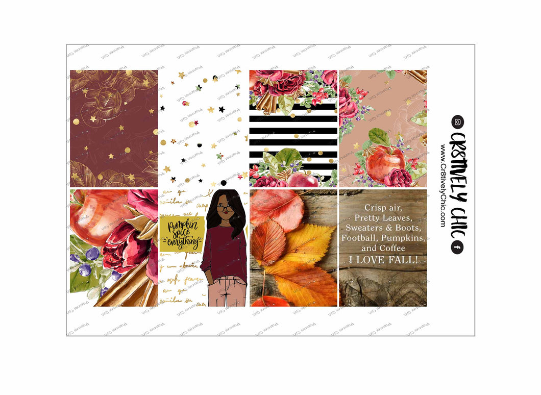 Hello Fall Full Boxes digital