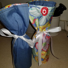 Reversible Wine Bottle Cover - Single Cover