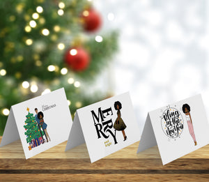 Holiday Cards Set