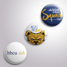 HBCU button set