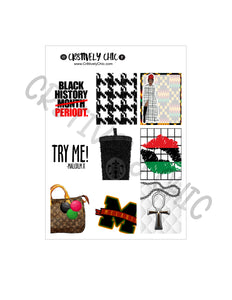 Black History Month  Kit