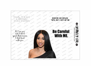 Cardi B mini kit digital