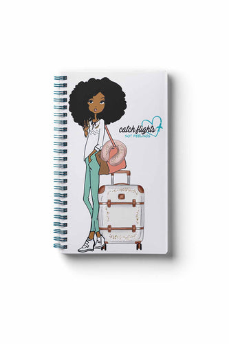 Catch Flights Notebook