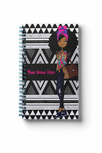 Headwrap Notebook