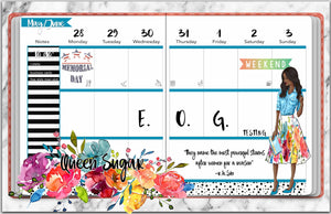 Floral mini kit digital