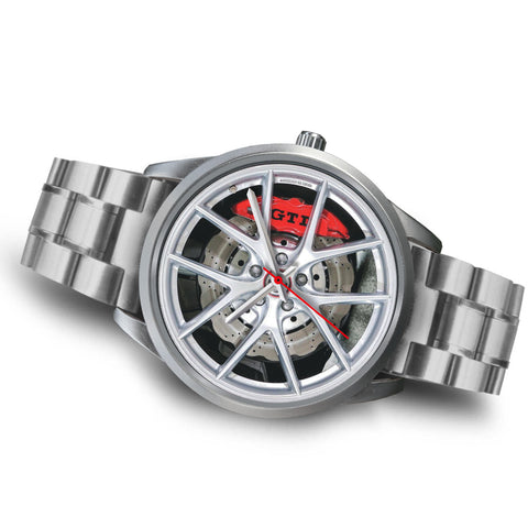 Image of LIMITED EDITION -GTI WHEEL WATCH